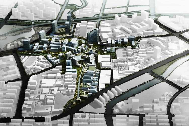 上海嘉定北部菊中工业区城市设计c3_Pro-xll...