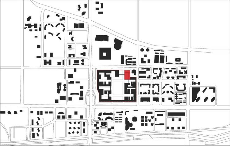 18-北京CBD-P01-1 SITE PLAN