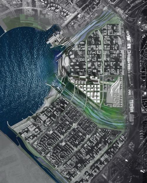 area masterplan
