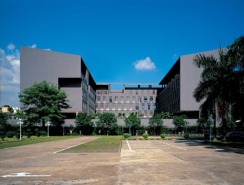 Longgang education bureau office building urbanus 都市实践