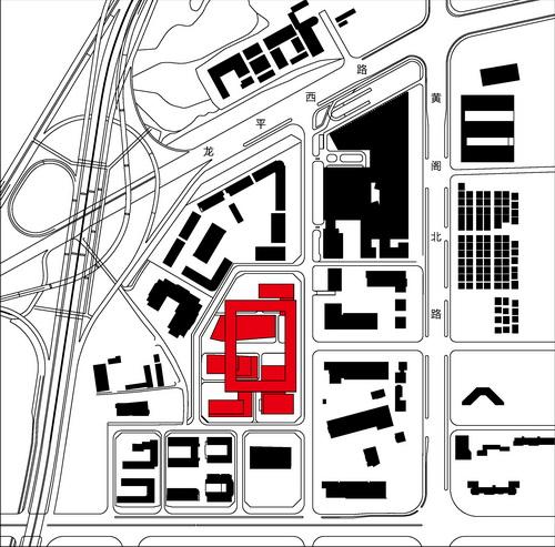 展览总图-MASTERPLAN-龙城工业园