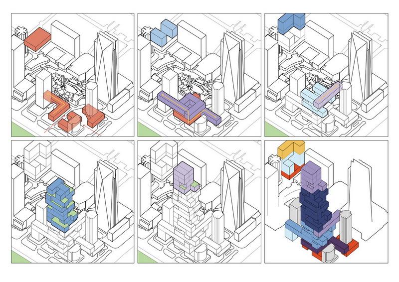 03-中航院及上海宾馆改造城市设计2