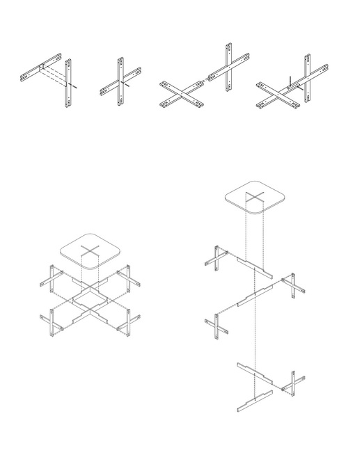 03b unit & seat assembly