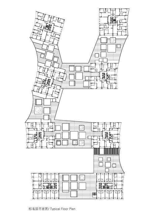 Apartment for SUST Typical Floor Plan_500