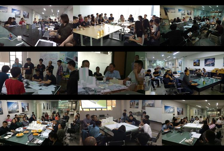 Liuxiandong UD_33 meetings