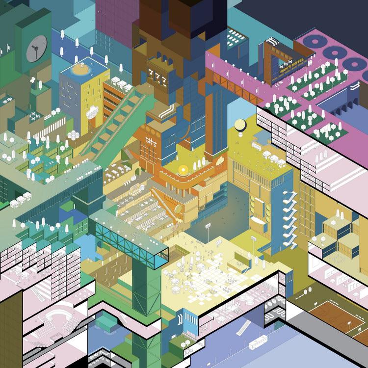 Urban Square in DenCity
