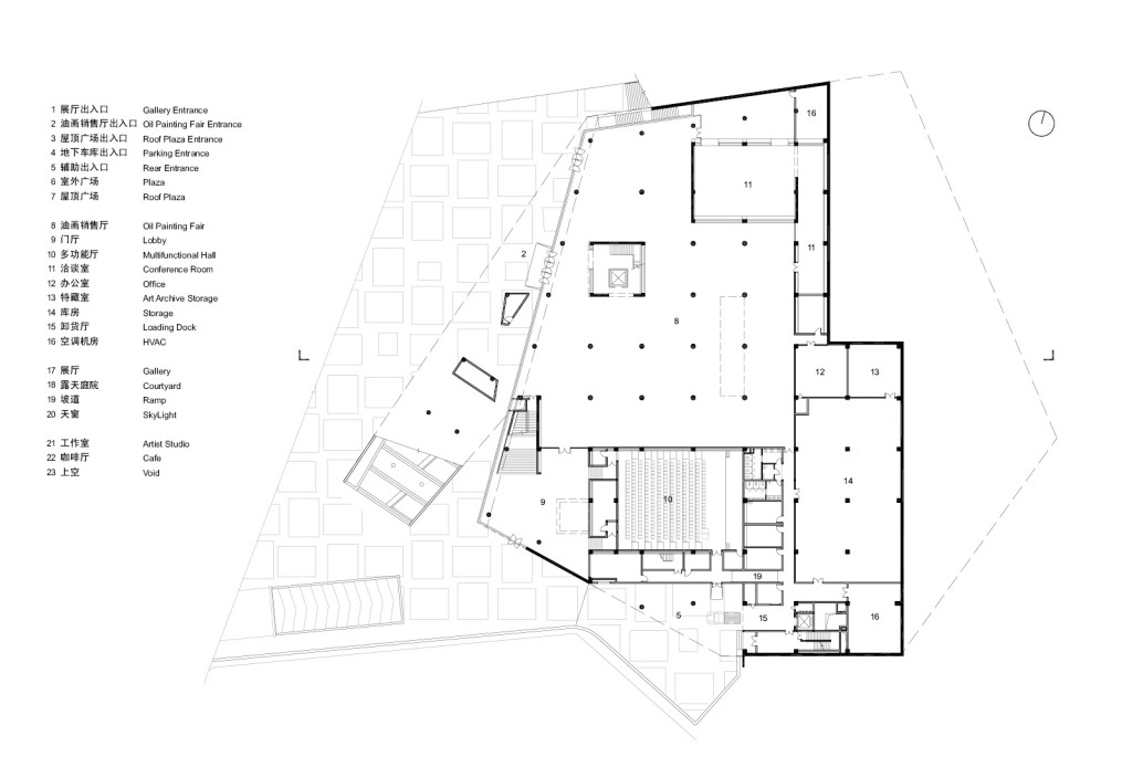 04-03 1st Floor Plan