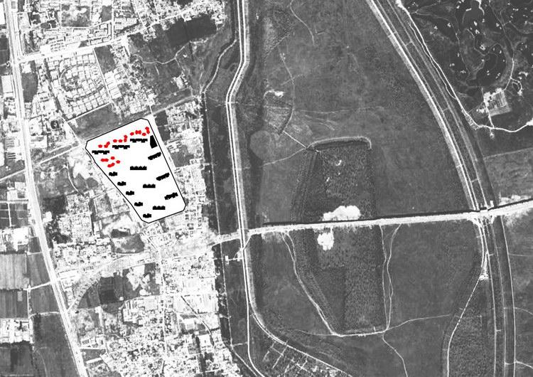 01.site-总图带卫星环境