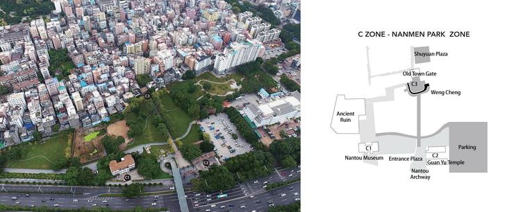 06_C组团南门公园区_C Group Nanmen Park Zone