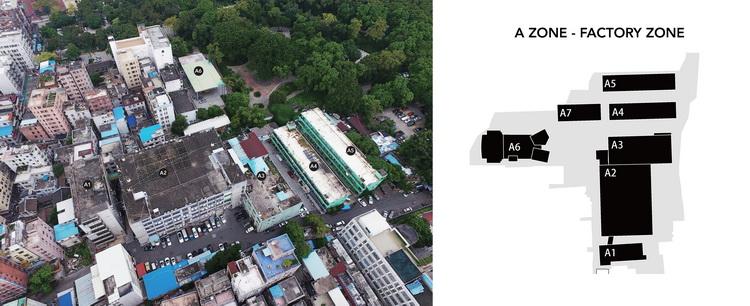 06_A组团工厂区_A Group Factory Zone