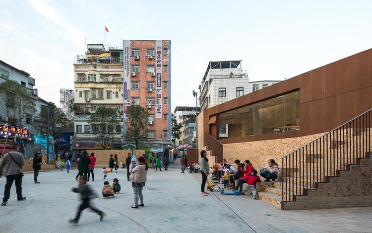 Baode Plaza(2)©UABB