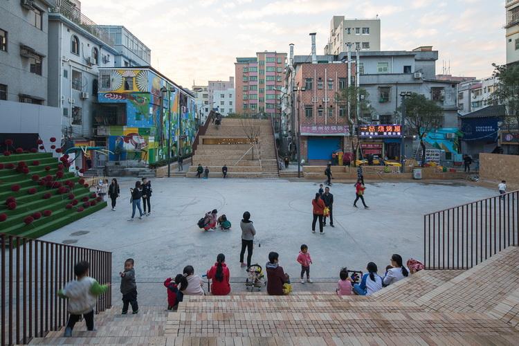 Baode Plaza(3)©UABB
