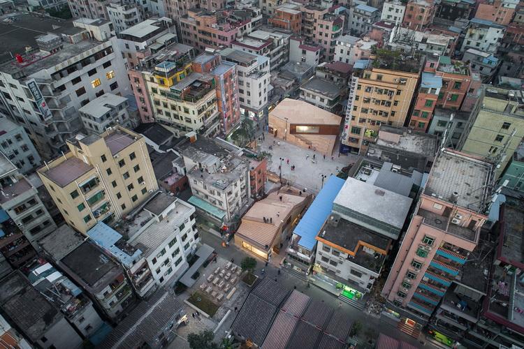 Baode Plaza(6)©UABB