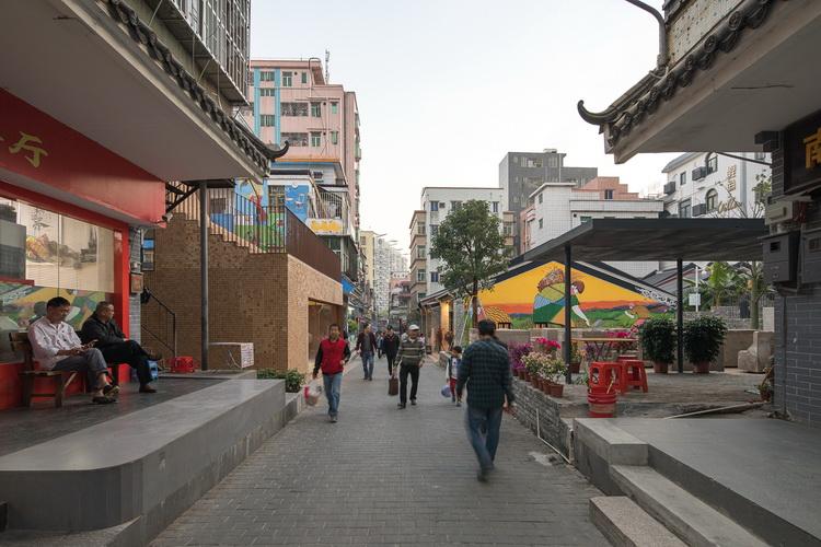 Baode Plaza(4)©UABB