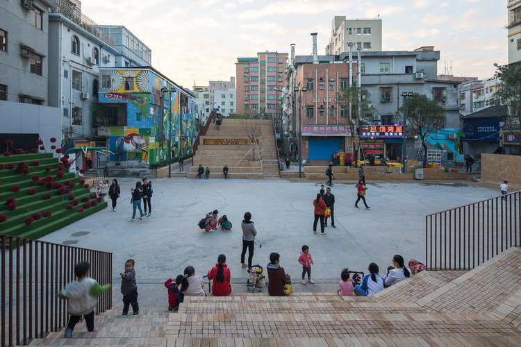 10 报德广场Baode Square©UABB 摄影:张超