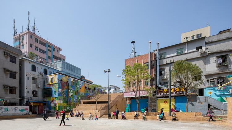 05 Baode Plaza B3©URBANUS都市实践 摄影-张超 20180321-1
