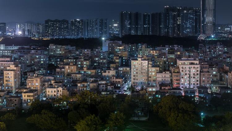 01_南头古城总体鸟瞰003