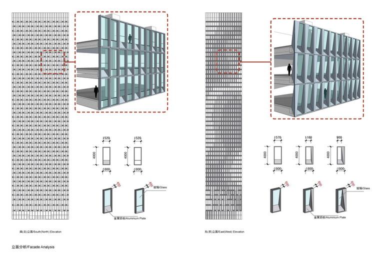 08 立面分析 facade analysis