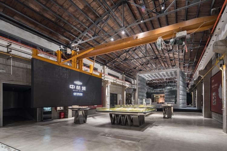 06-室内01-模型展示区(活动LED屏)