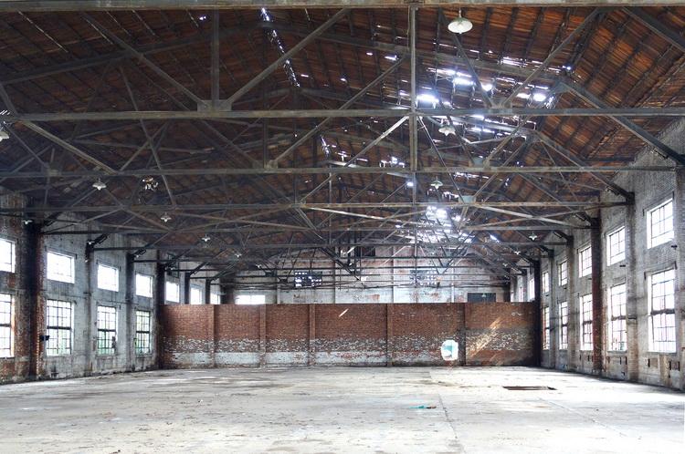 04-改造前厂房