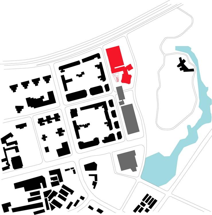 坪山site plan