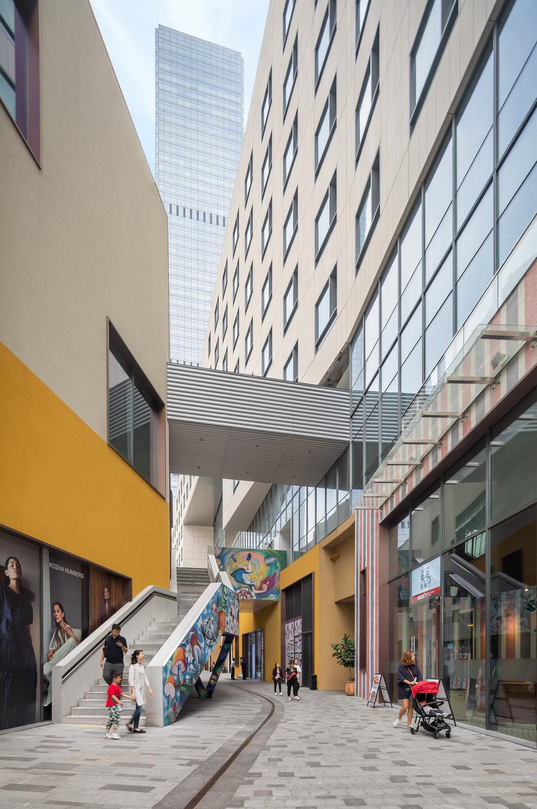 08 Inner street 内街 3